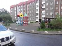 ул. Солдата Корзуна, д. 58 к. 1.